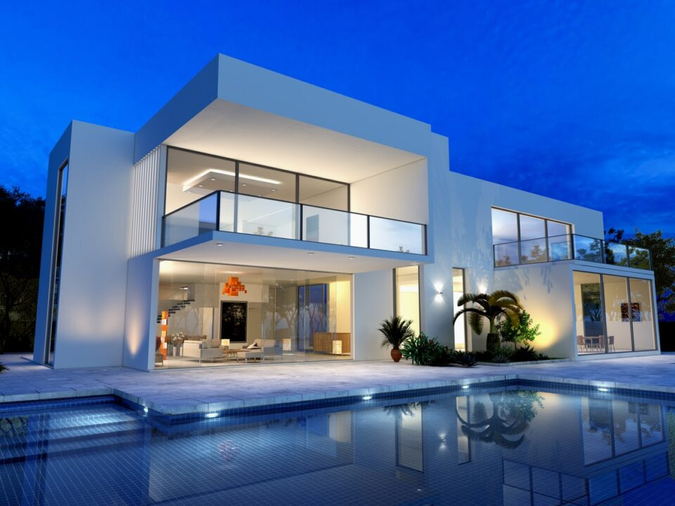 buying a luxury home