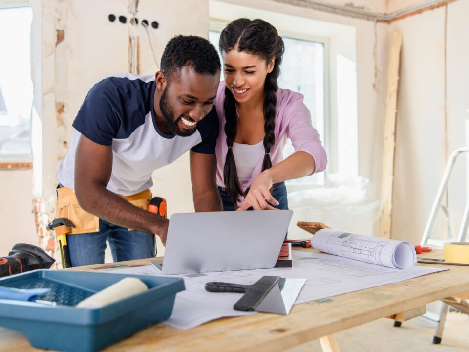 buying a fixer-upper home