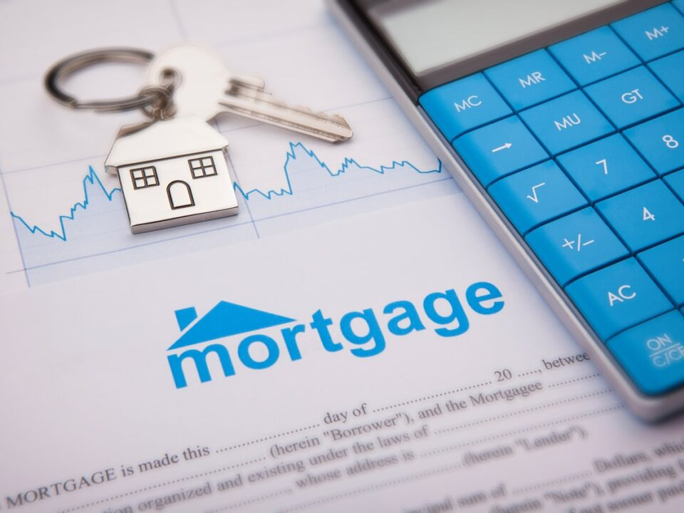 mortgage rate factors